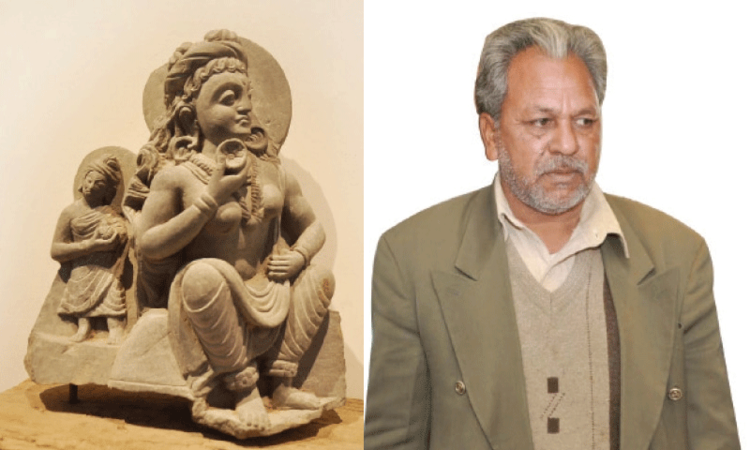 Gandharan Art Is Pakistan S Global Identity Says Artist Shafique Ahmed Art Culture Images