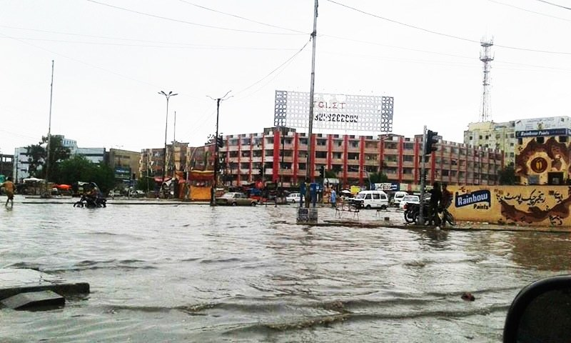 Sindh govt issues flash-flood warning for lower, urban parts of Sindh