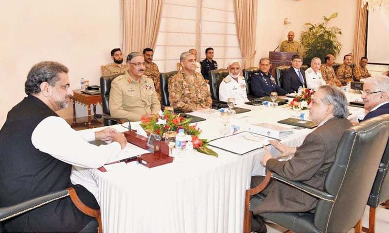 National Security Committee working group to finalise policy on ties with US
