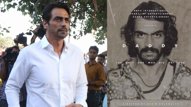 2526e99242 Arjun Rampal plays real-life gangster in upcoming film 'Daddy' -  Film & TV - Images