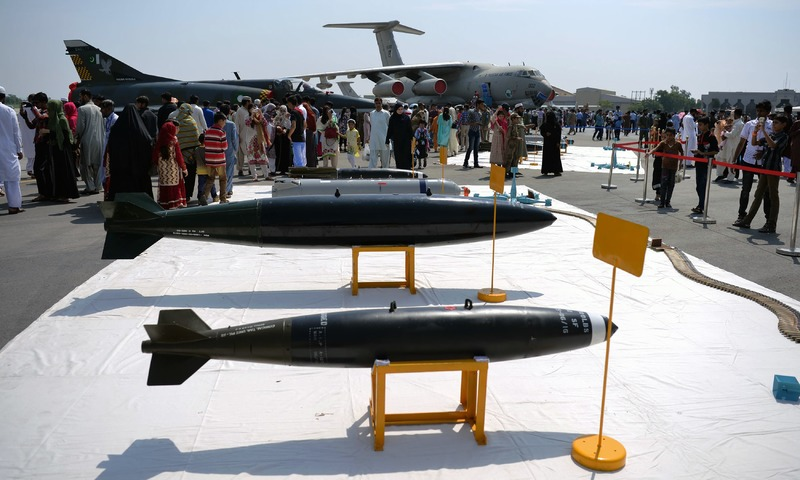 Pakistan on September 6 celebrates the 52nd anniversary of its second war with arch-rival India. —AFP