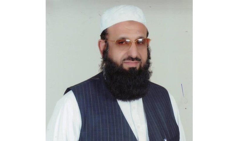 Balochistan Ameer of Markazi Jamat Ahle Hadees Maulana Abu Turab.—Photo courtesy Wikipedia