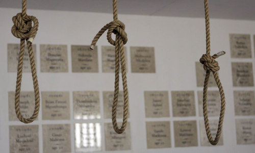Military courts hand death sentence to 4 terrorists, confirms COAS