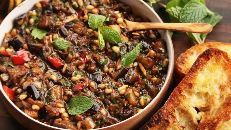 Caponata: The fllavour-packed 30-minute Sicilian dish we should all be eating