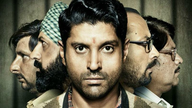 The actor's upcoming Lucknow Central is inspired by the true story of prison inmates who escape to start a music band.