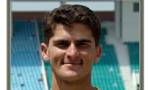 Shaheen Shah Afridi, 17, has played three under-19 T20 matches.─DawnNews