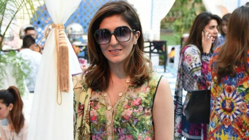 Khadijah Shah Fashion Designer