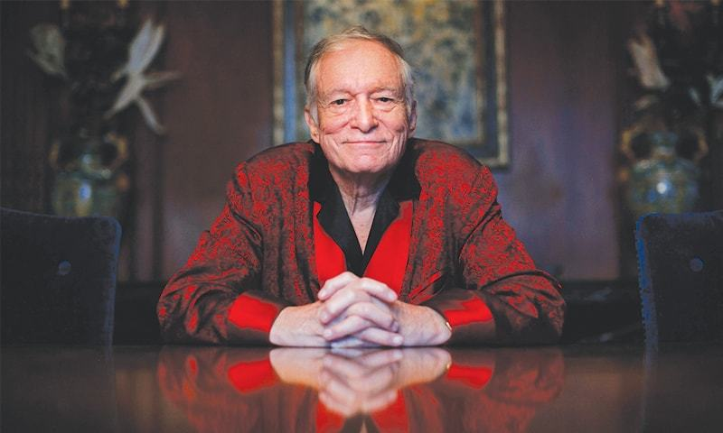 Did You Know That Hugh Hefner Launched Food And Wine?