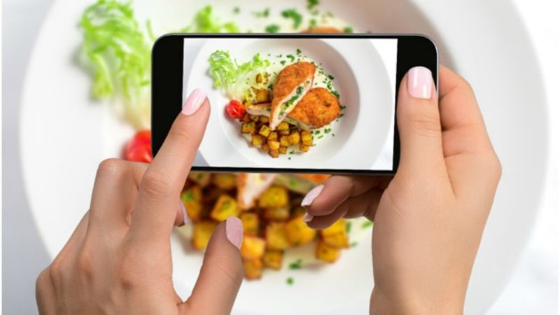 Your Instagram will be lit with food pics if you follow these tips!