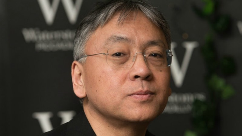 "Awarding Swedish Academy said Ishiguro ""uncovered the abyss beneath our illusory sense of connection with the world"""