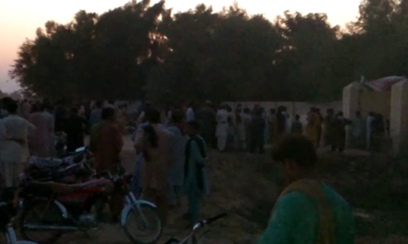 Death toll for attack on Shrine in Jhal Magsi rises to 22
