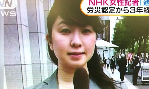 Japanese reporter died in 2013 after 159 hours of overtime - World