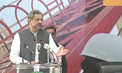 Political decisions should be taken at polling stations, not courts: PM Abbasi