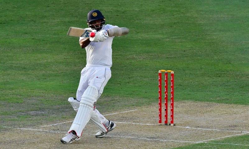 STATS: Sri Lanka's historic sweep and Karunaratne's rich returns