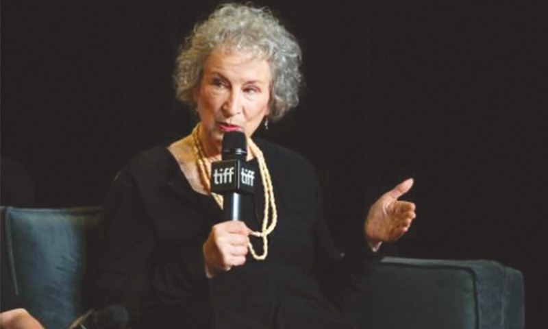CANADIAN novelist Margaret Atwood will be given the German book trade's 'peace prize' at the world's oldest book fair scheduled to begin from Tuesday in Frankfurt, Germany.—AFP