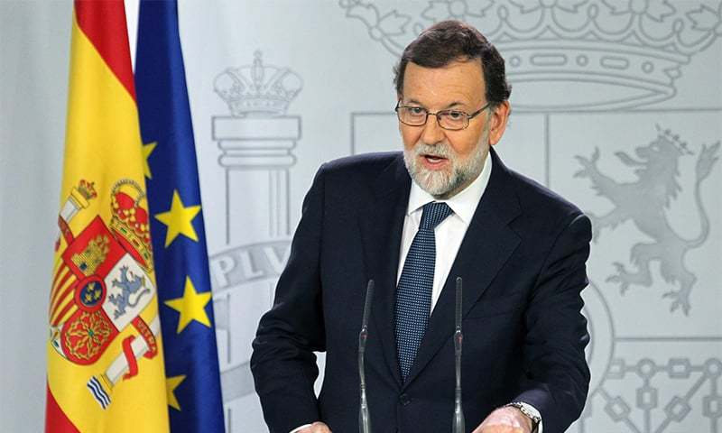 Spanish PM demands clarity from Catalonia on independence