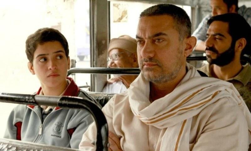 فلم 'دنگل' کی کہانی مہاویر سنگھ پھوگٹ نامی پہلوان کی زندگی پر مبنی ہے  —۔ فائل فوٹو
