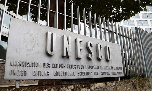 UNESCO headquarters in Paris. — AFP