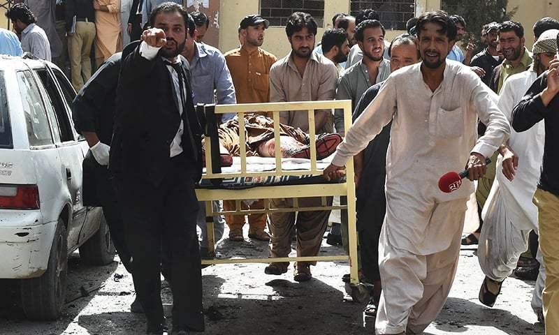Balochistan tells SC it never promised Quetta blast victims heirs govt jobs