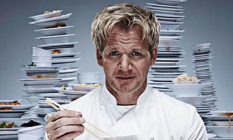 Cocaine is restaurant industry's 'dirty little secret', says superstar chef Gordon Ramsay