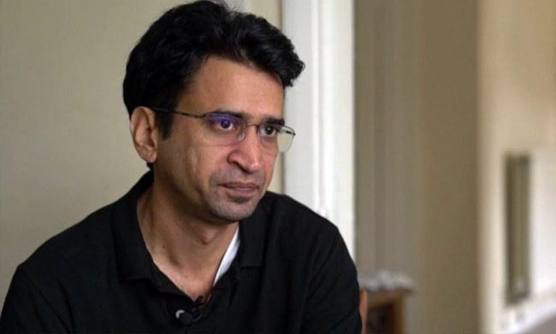 Asim Saeed.— Photo courtesy: BBC