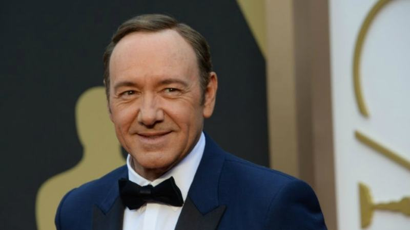 "Spacey, 58, a double Oscar winner and star of the Netflix series ""House of Cards,"" said he did not remember the encounter,"