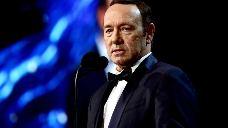 There are a lot of us who have a 'Kevin Spacey story', says Cavazos, who worked with Spacey London's Old Vic theater