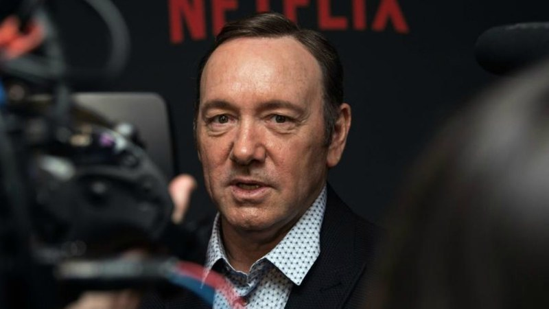 The streaming service announced that they will not be involved in any further production that includes Spacey