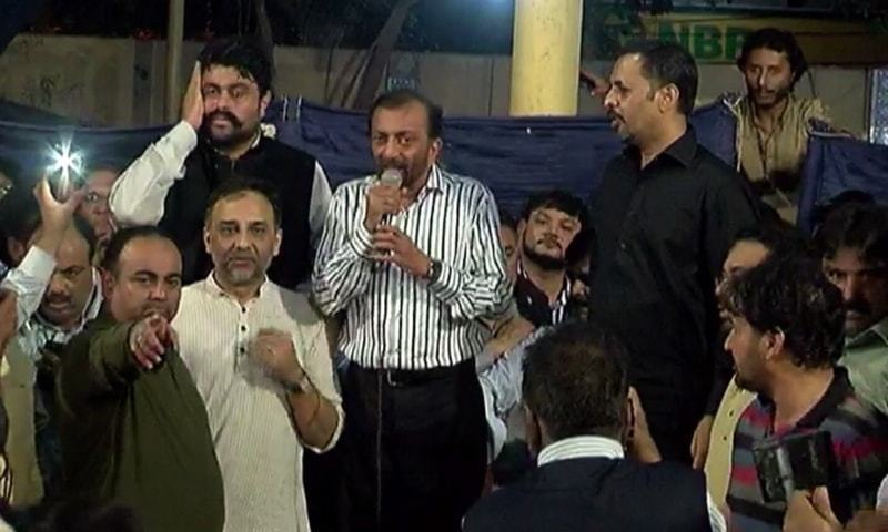 Farooq Sattar bids adieu to 'imperishable' MQM-P, politics