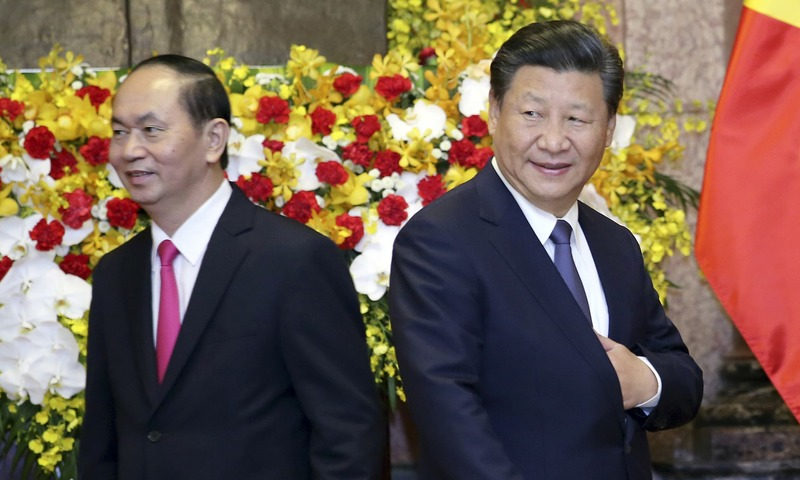 Xi Jinping promotes economic, cultural ties during Vietnam visit