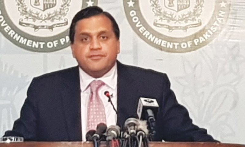 FO spokesman Dr Mohammad Faisal says  Switzerland realised that Mehran Marri was a threat to their national security and decided to deny him entry.