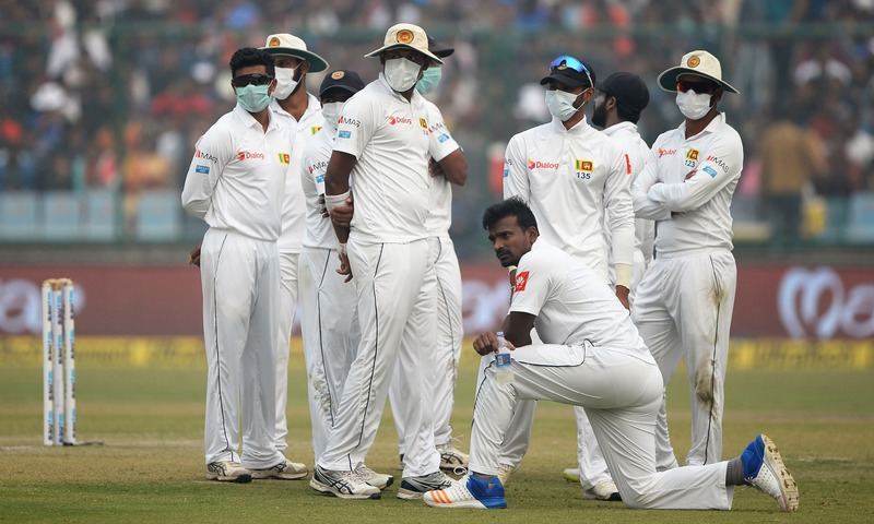 Image result for srilanka player vomiting at ground