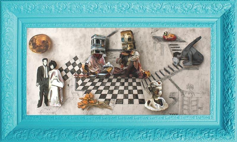 Untitled, Mohsin Shafi