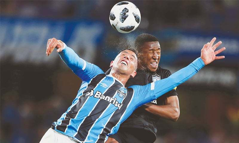Gremio v Pachuca: South Americans to reach final in defensive affair