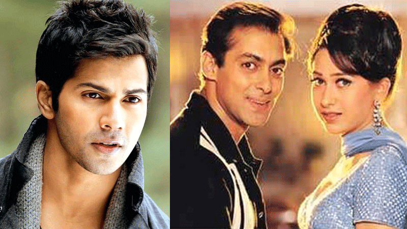 Varun Dhawan to star in 'Biwi No.1' remake?
