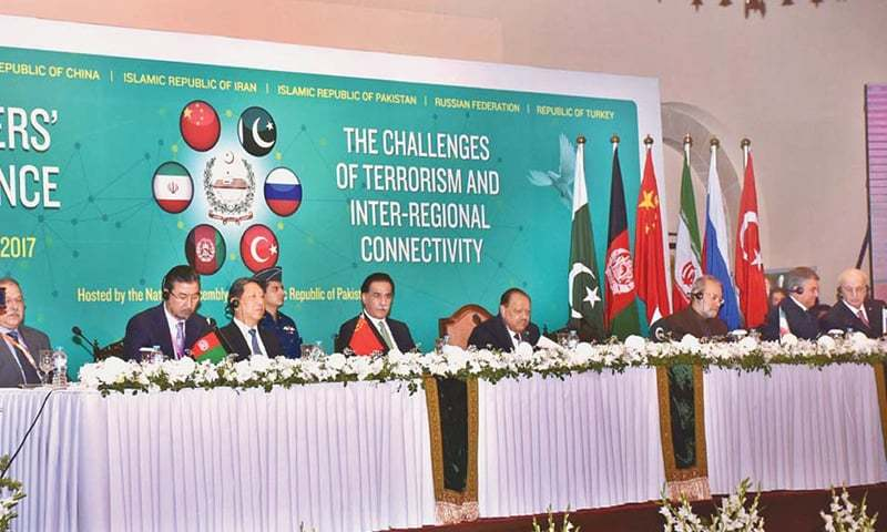 Speakers' Conf: Pakistan wants stable peaceful, prosperous Afghanistan, says Ayaz