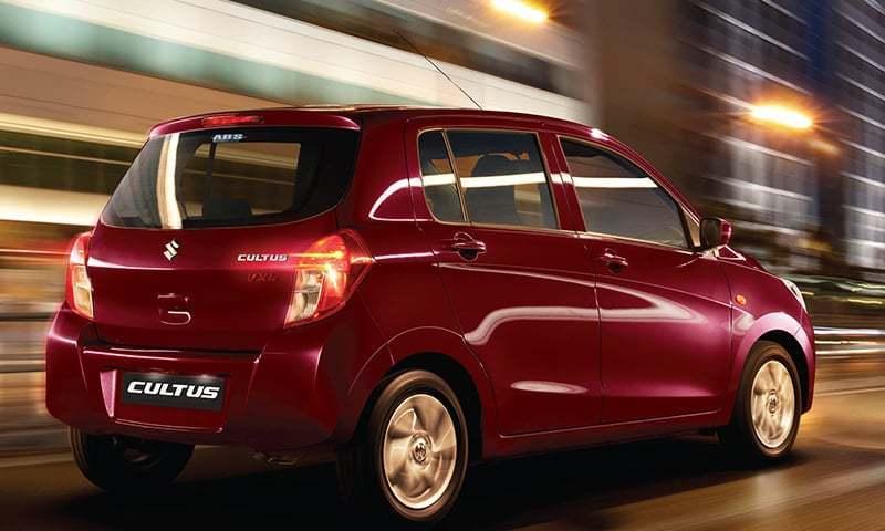 Pak Suzuki introduces Cultus with auto gear shift, launches