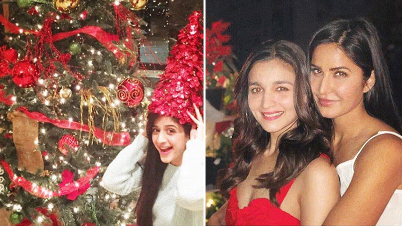 how stars in pakistan and india are celebrating christmas today celebrity images - Celebrating Christmas