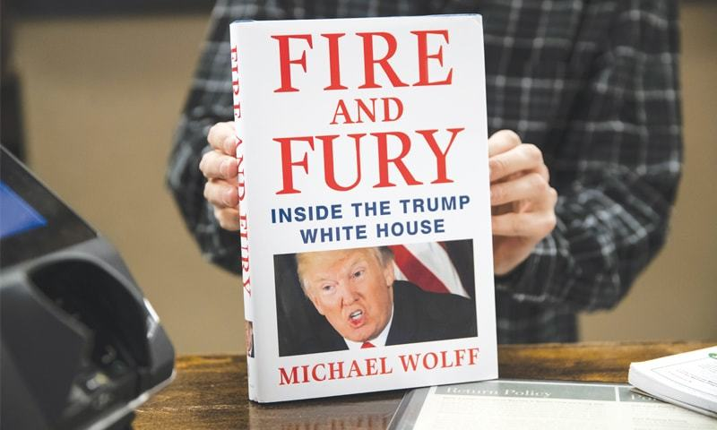 'I spoke to Trump on the record,' insists author