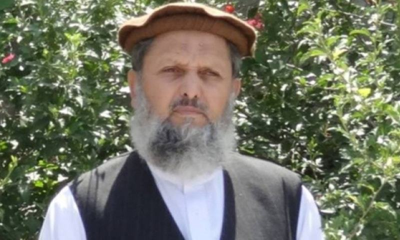 Afghanistan's provincial deputy governor Qazi Mohammad Nabi Ahmadi.─File photo