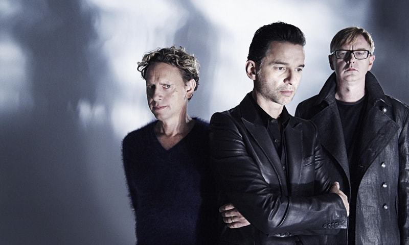 Depeche Mode's success speaks to the enduring power of old rock groups