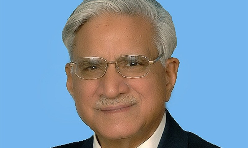Chaudhry Mahmood Bashir Virk.─Photo courtesy: National Assembly website