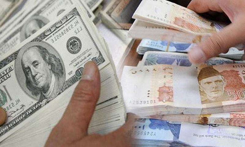 The exchange rate in the open market surged to a record high of Rs113 on Jan 8, up from Rs110.80 at the beginning of 2018. Dealers said deteriorating US-Pakistan relations and political uncertainty have resulted in heavy investments in dollars by ordinary people.