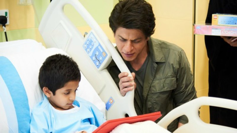 This year, Shah Rukh Khan is one of the actors being honoured for taking considerable action to uphold human dignity