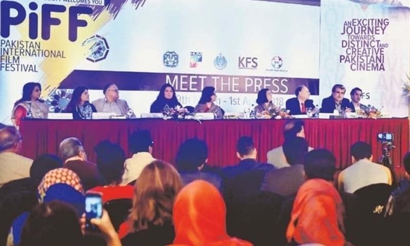 فیسٹیول کی تاریخ کا اعلان کراچی کے ایک مقامی ہوٹل میں منعقد ایک پریس کانفرنس کے دوران کیا گیا—۔