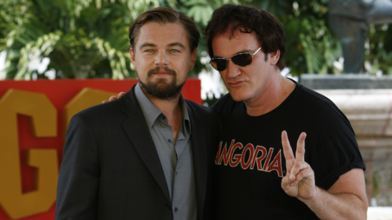 The two previously worked together on Django Unchained in 2012.