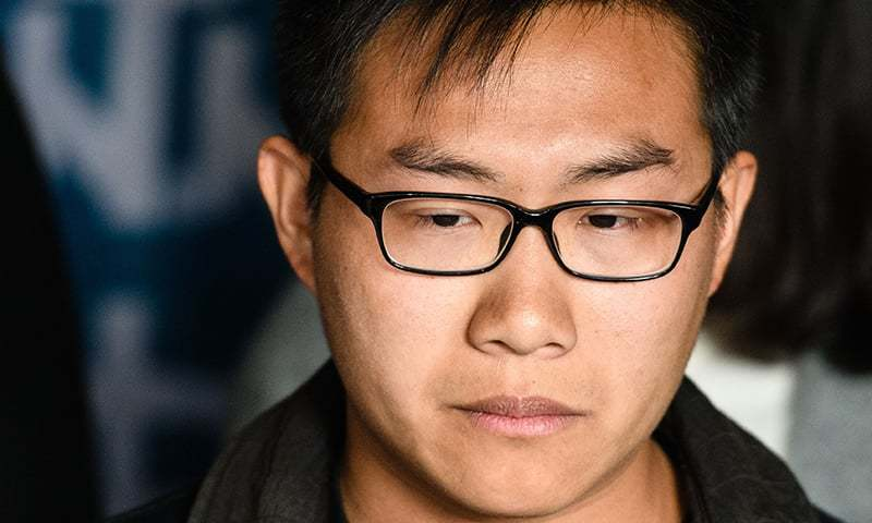 Hong Kong pro-democracy activist jailed