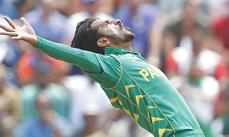 HASAN Ali.—Reuters