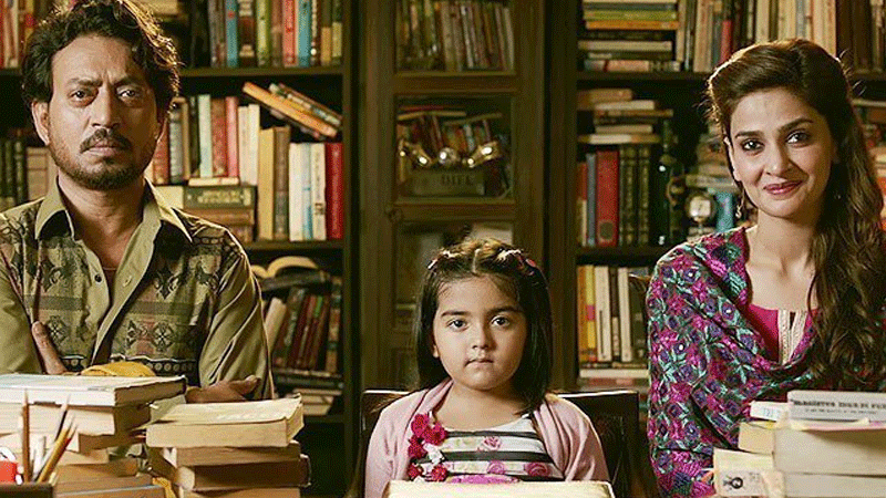 Irrfan Khan and Vidya Balan win Filmfare Awards