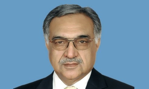 Sindh Minister for Planning and Development Mir Hazar Khan Bijarani — <em>DawnNews</em>